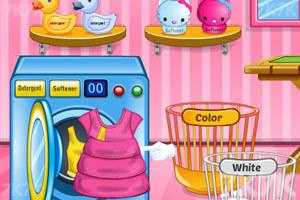 《宝贝洗衣日》截图2