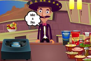 《制作鸡肉玉米汤》游戏画面1