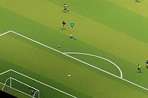 《世界杯足球挑战赛》游戏画面1