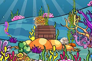 《潜水逃生》游戏画面1
