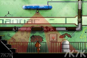 《生化泰迪熊》游戏画面3