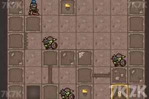 《骑士勇闯迷宫》游戏画面2