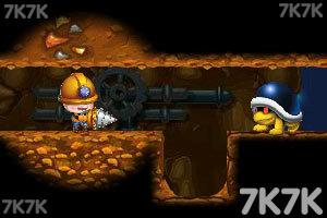 《小矿工成长记无敌版》游戏画面5