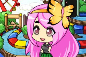 《最美的校园女孩儿4》游戏画面1