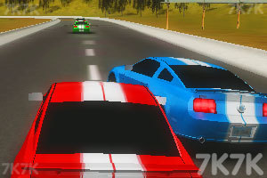《3D小镇飙车2》游戏画面3
