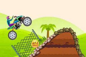 《全地形车试驾》游戏画面1