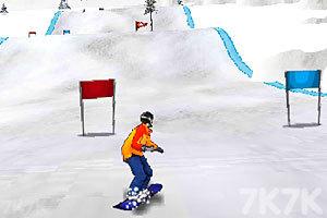 《花样滑雪之王》游戏画面3