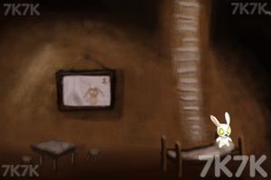 呆兔历险记