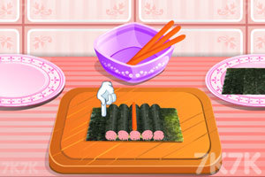 《美味的寿司卷》游戏画面6
