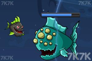 《深海刺头鱼2》游戏画面2