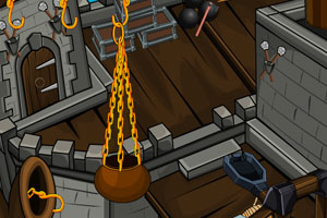 《逃出封闭城堡》游戏画面1