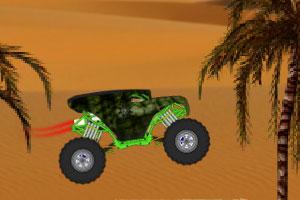 《极限拉力越野赛车》游戏画面1