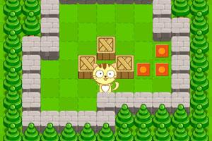 《推箱子》游戏画面1