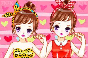 《可爱女孩日》游戏画面4