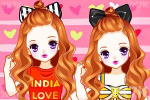 《可爱女孩日》游戏画面2
