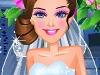 芭比新娘装扮