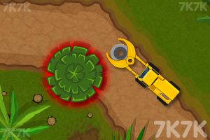 《森林伐木卡车》游戏画面2