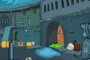 《钻石小偷的逃脱》游戏画面1