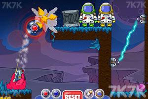《轟炸機器人3》截圖3