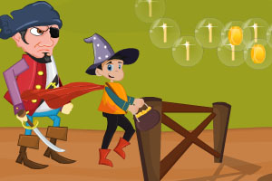 《海盗追逐》游戏画面1