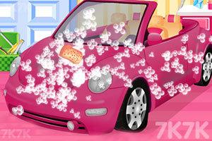 《改造小汽车》游戏画面2