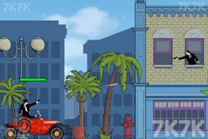 《黑帮暴乱》游戏画面3