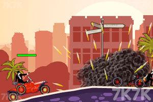 《黑帮暴乱》游戏画面1