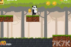 《熊猫酷跑》截图1
