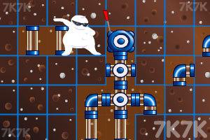 《奥利奥的管道》游戏画面4