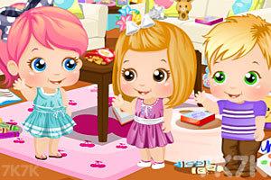 《爱丽丝大扫除》游戏画面1