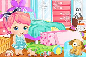 《爱丽丝大扫除》游戏画面2