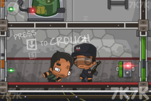 《大盗越狱增强版》游戏画面5