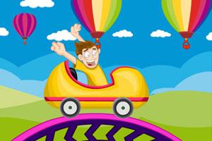 《设计过山车》游戏画面1
