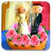 婚礼蛋糕的装饰