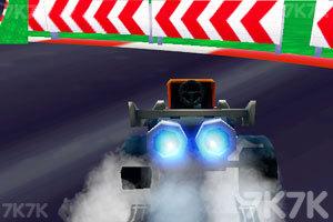 《卡丁车大赛3D》游戏画面3