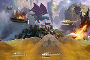 《龙族世界大战》游戏画面1