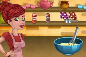《制作香蕉哈雷蛋糕》截图1
