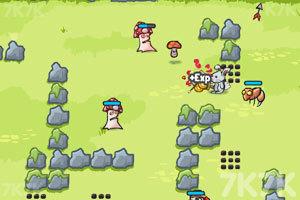 《兔子猎手》游戏画面2