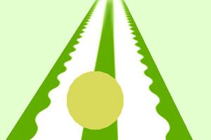 《绿球向前冲》游戏画面1