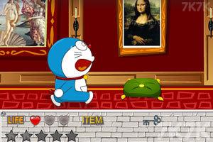 《哆啦a梦找星星》游戏画面3