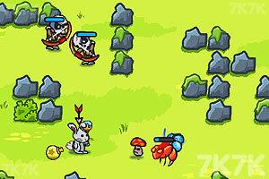 《兔子猎手无敌版》游戏画面3