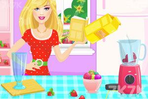《芭比农夫种小草莓》截图4