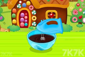 《小鹿角巧克力棒棒糖》游戏画面5