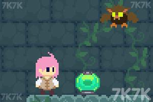 《奇幻大陆的勇士》游戏画面2