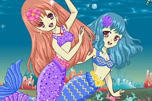 《漂亮的小美人鱼》截图2