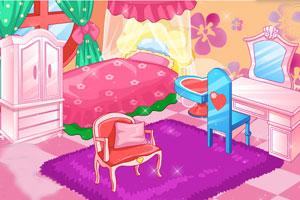 《童话公主房》游戏画面1