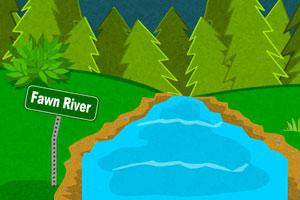 《黄石公园野外生存》游戏画面1