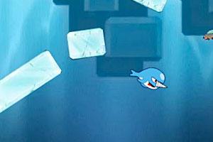 《鲨鱼吃小鱼》游戏画面1