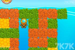 《解救潜水员》游戏画面2