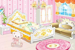 《童话公主房》游戏画面3
